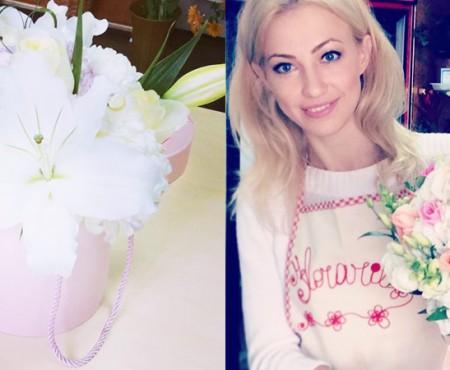 A renunțat la medicină din dragoste pentru flori! Elena Creme – florista care aduce fericire