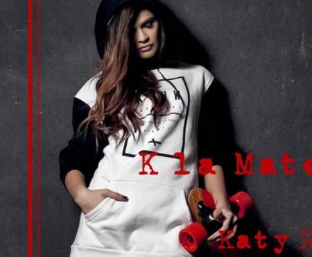 """A predat fizica, iar acum cântă despre matematica iubirii! Katy Rain a lansat un nou single: """"K la Mate"""""""