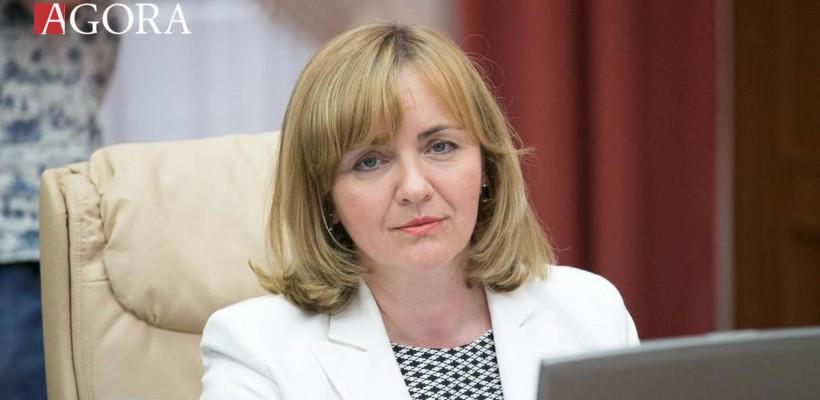 Natalia Gherman, numită într-o funcție importantă la ONU