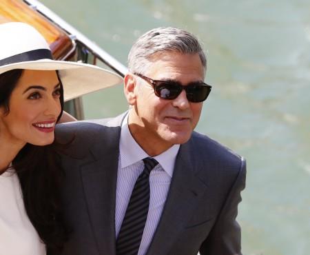 A dat cărțile pe față! Cum a cerut-o George Clooney de mireasă pe Amal (Video)
