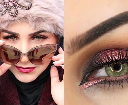 """Aya Hamed – artista care luptă pentru titlul de """"regină a sprâncenelor"""""""