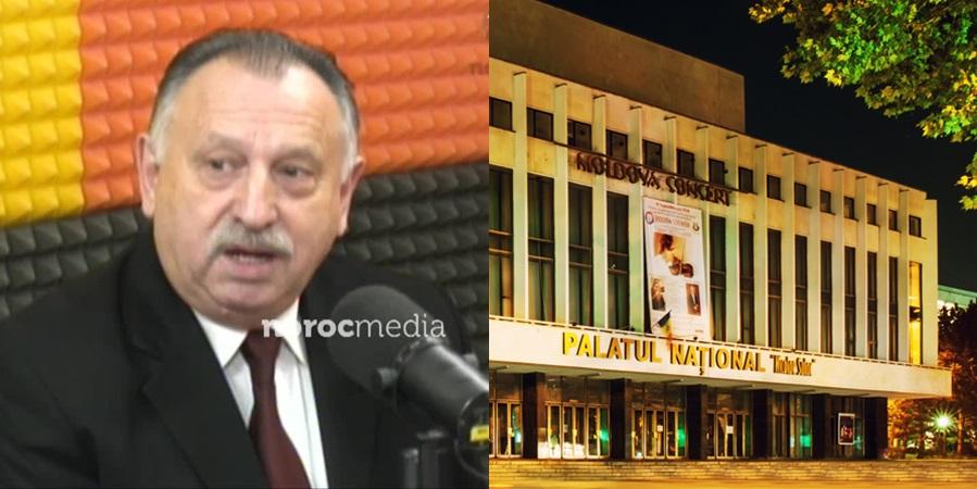 S-a stins din viață Valentin Goga – directorul Palatului Național