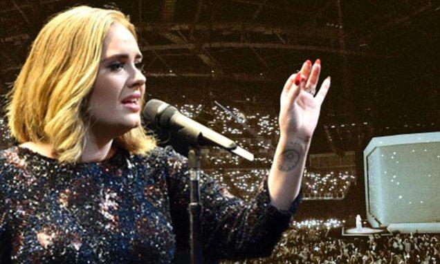 Omagiul adus de Adele pentru victimele atacurilor teroriste din Bruxelles (Video)