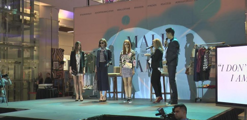 """Dress for succes"": rețeta succesului de la Shopping Moldova (Video)"