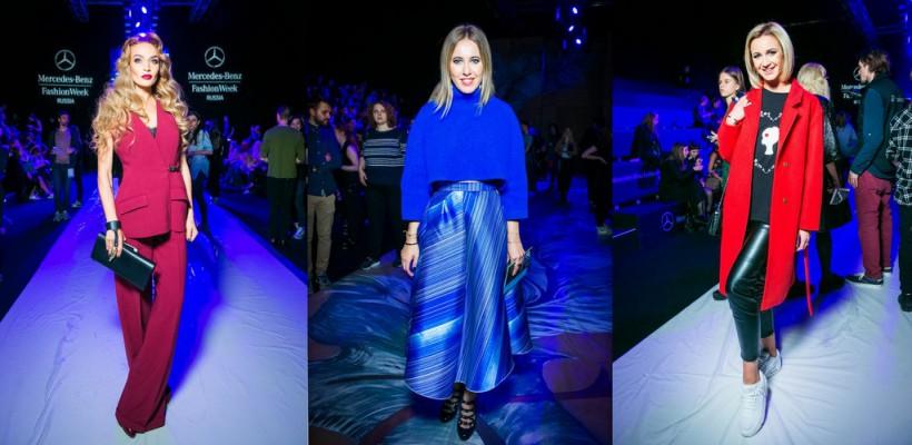 Fashionistele din Rusia au defilat la Săptămâna Modei de la Moscova (Foto)