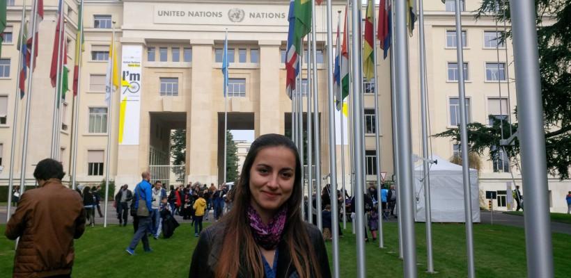 Irina Chicu: de la USM, la una dintre cele mai prestigioase universități din domeniul Dreptului Internațional