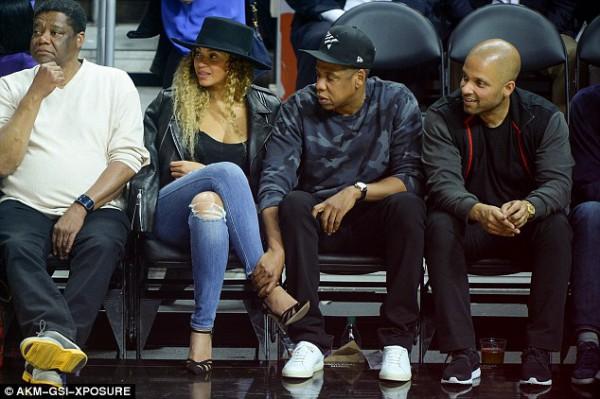 Beyonce și Jay Z, fericiți împreună de 16 ani! Sunt adorabili în cea mai recentă apariție (Foto)