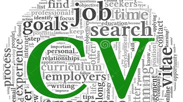 Cinci pași pentru redactarea unui CV de succes