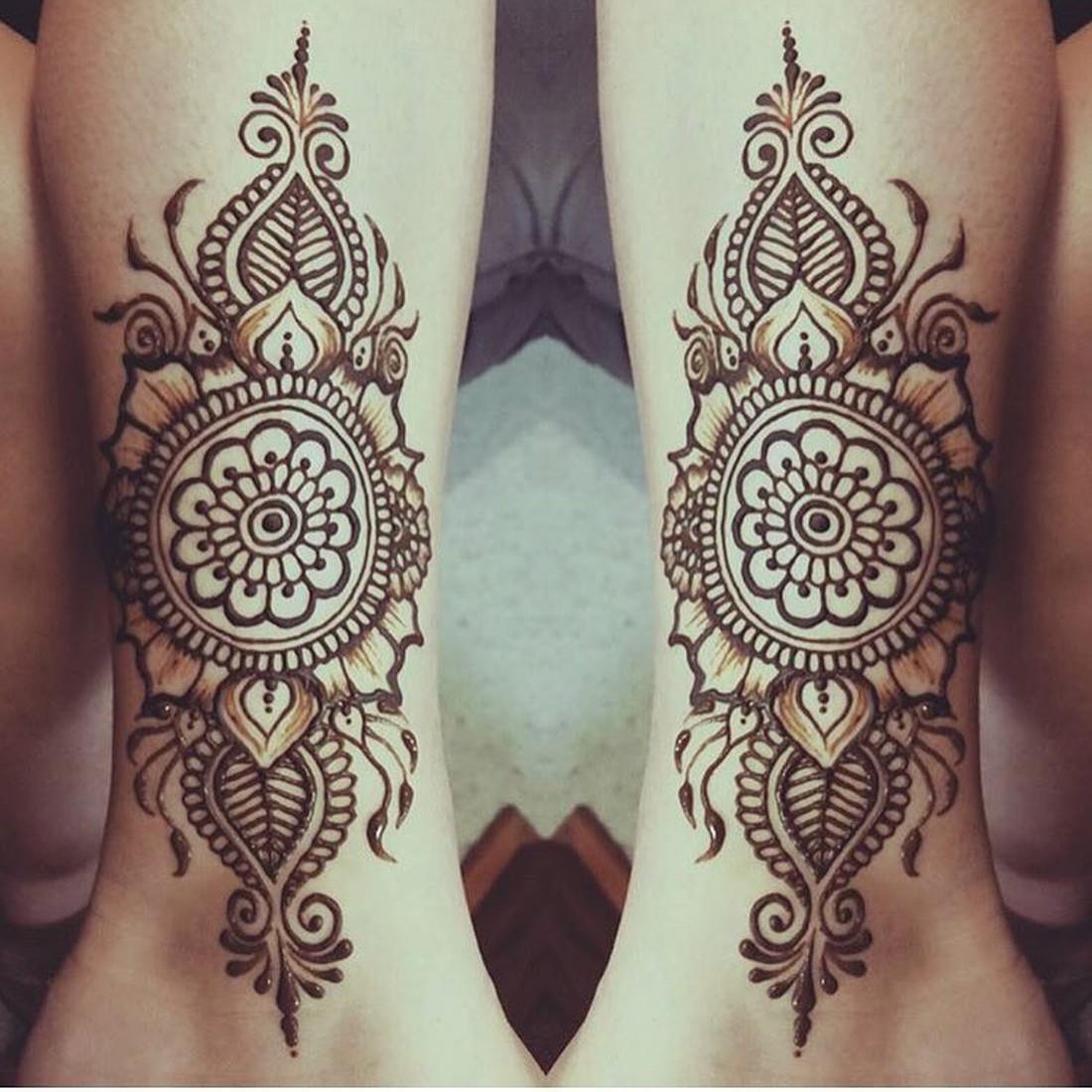 E prim vara deci e timpul picturilor cu henna inspir te din aceste modele foto - Modele de henna ...