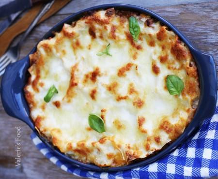 Cum preparăm corect Lasagna clasică. Rețeta Valerie's Food