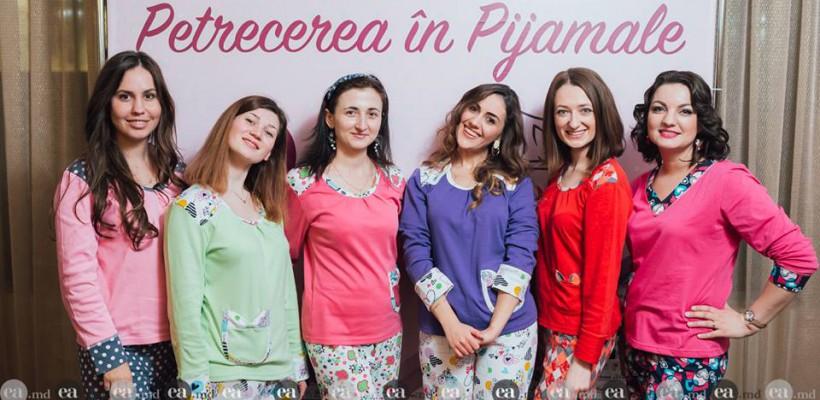 """Pijamalele Gloria le-au făcut pe femei să se simtă formidabil la """"Petrecerea în Pijamale""""(Video)"""