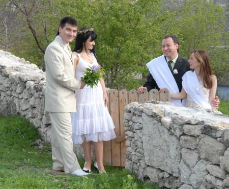 Costi Burlacu și Corina Țepeș sărbătoresc astăzi Nunta de Salcie! Așa arătau acum 9 ani