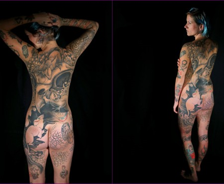 Blamate și admirate! Standardele duble cu care se confruntă femeile tatuate