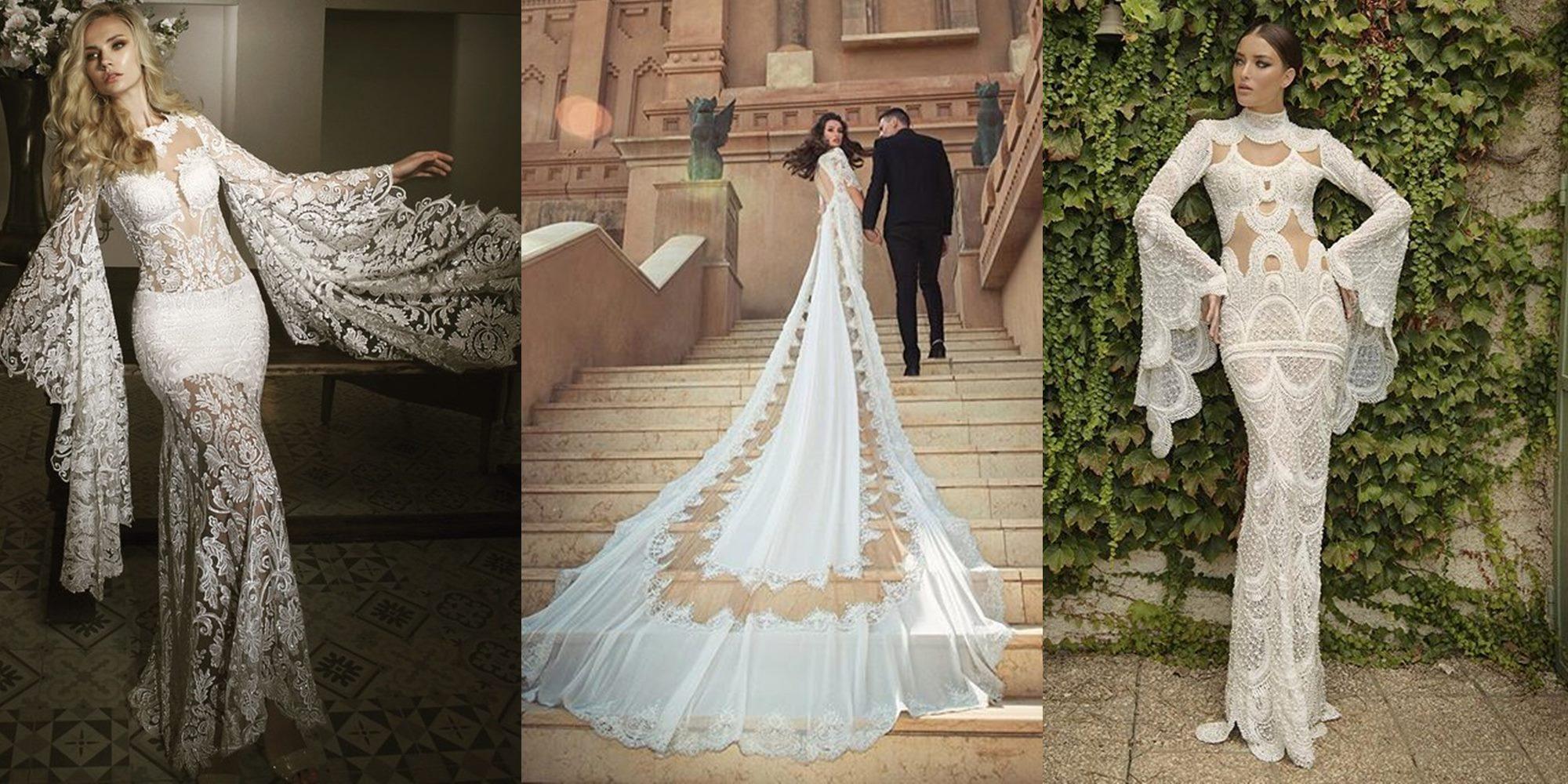 Un Designer Din Israel Creează Rochii De Mireasă Fabuloase Admiră I