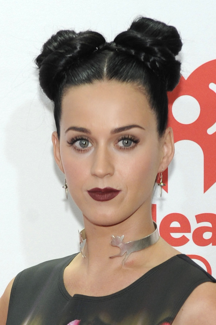 LAS VEGAS, NV - SEPTEMBER 20: Entertainer Katy Perry attends the iHeartRadio Music Festival at the MGM Grand Garden Arena on September 20, 2013 in Las Vegas, Nevada. (Photo by David Becker/Getty Images for Clear Channel)