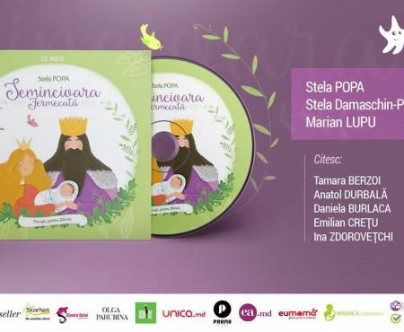 """Stela Popa invită copiii și părinții în lumea unor """"Prinți și prințese"""". Află detalii despre eveniment"""