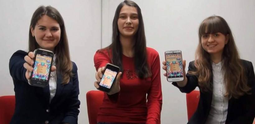 3 tinere pasionate de programare vor să schimbe viața persoanelor cu dizabilități din RM