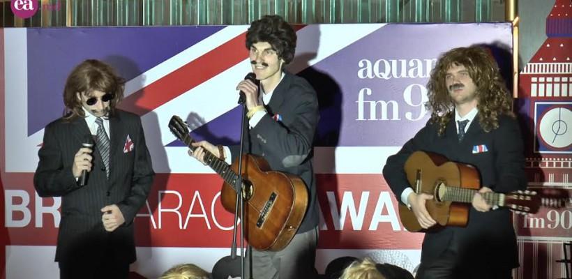 Mai multe persoane publice de la noi s-au deghizat în artiști celebri, în cadrul BritKaraoke (Video)