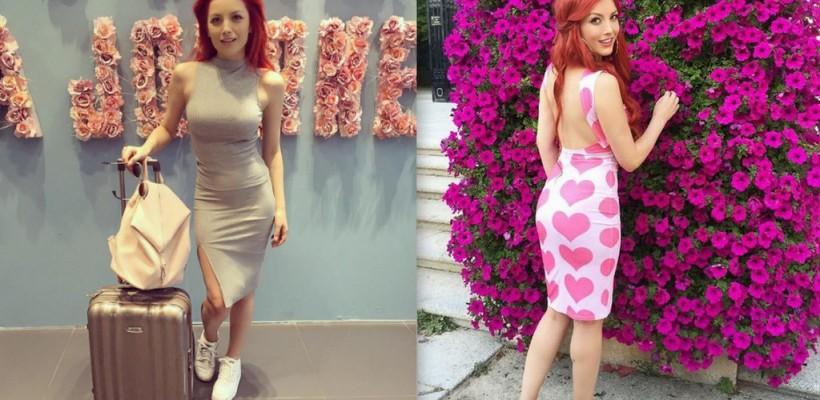 Elena Gheorghe nu renunță la stilul romantic! Admiră-i cele mai frumoase ținute (Foto)