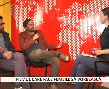 """Filmul care face femeile să vorbească! """"Brigada Roșie"""", prezentată la Chișinău (Video)"""