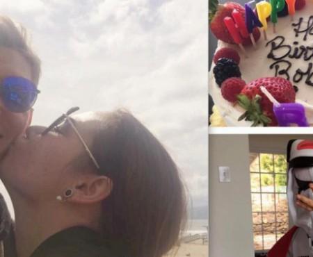 Leysan Utiasheva și Pavel Volya sunt părinți fericiți! Micuțul Robert a împlinit 3 anișori (Foto)