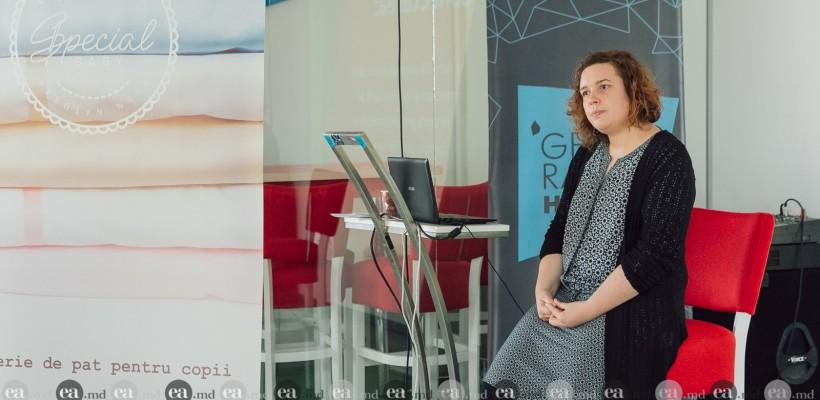 """Specialista în Parenting Adriana Boroș și-a povestit experiența de naștere la Centrul Mamei și Copilului: """"A fost traumatizant"""""""