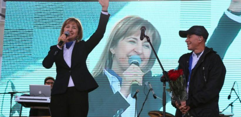 Irina Vlah ar putea fi candidatul pentru funcția de președinte al RM. Cine o susține?