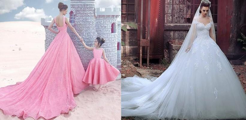 Îl întrece pe Elie Saab? Un alt designer din Liban croiește rochii fenomenale