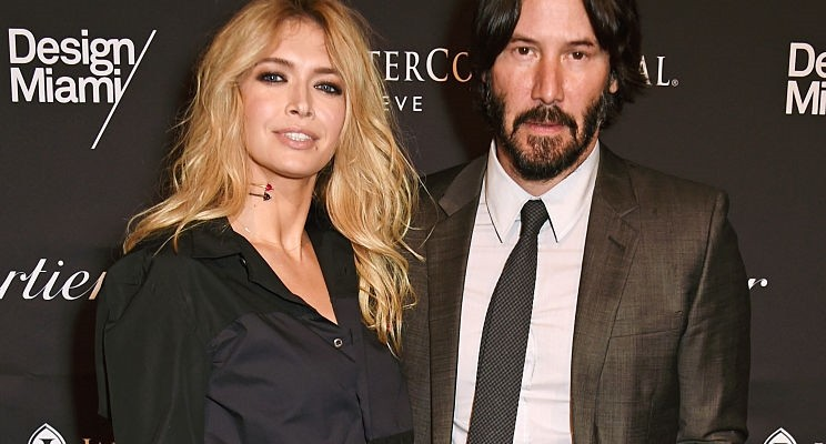 Vera Brejneva și Keanu Reeves au apărut alături la un eveniment din Elveția: Suntem împreună (Foto)