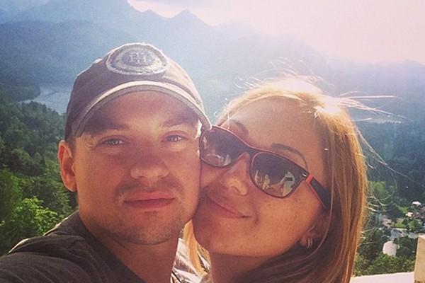 Andrei Gaidulean s-a împăcat cu iubita lui, Diana și a revenit la datorie! (Foto)