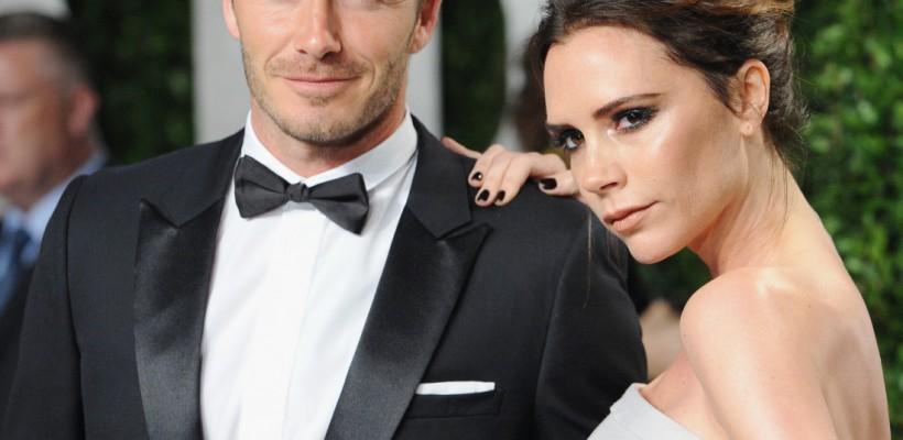 Imagini video de la nunta Evei Londogia! David și Victoria Beckham dansează împreună cu mireasa (Video)