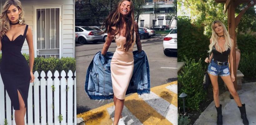 15 look-uri de vară, inspirate de la fashionistele din Instagram (Foto)