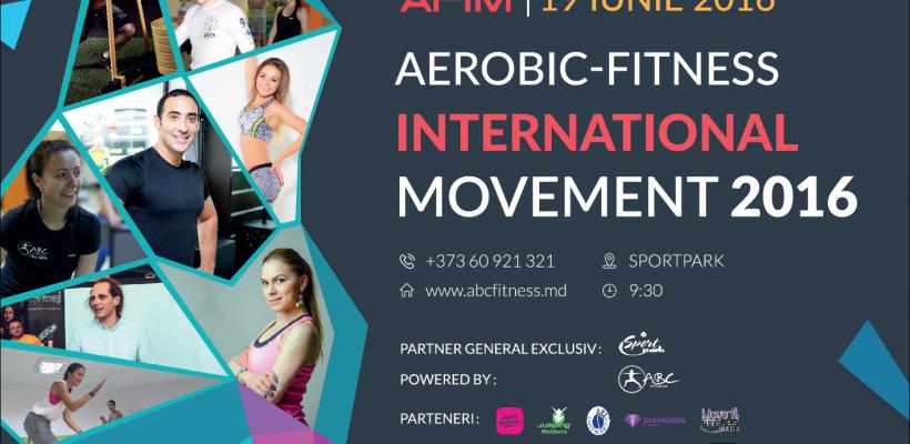 Prima Convenție Internațională de Fitness din Moldova. Nu rata evenimentul verii!