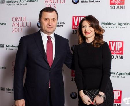Vlad Filat divorțează de Angela Gonța: Este o decizie extrem de dureroasă pentru mine