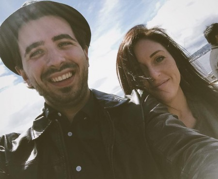 Jurnalistul Alex Gurdila s-a căsătorit peste ocean (Foto)