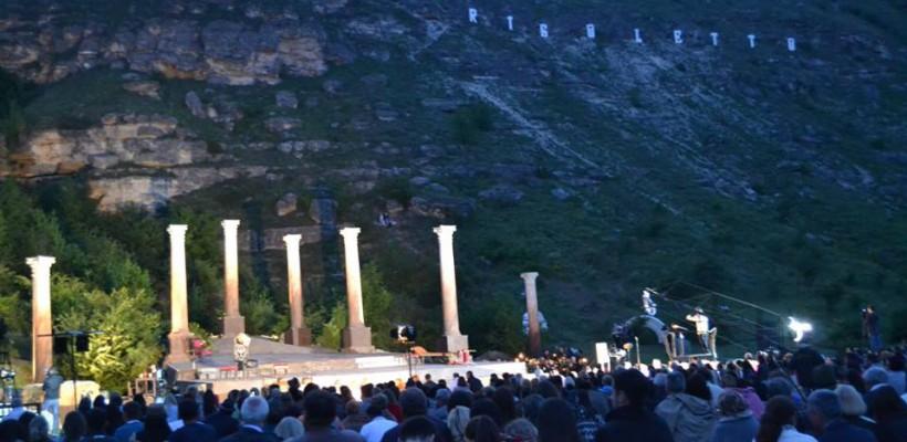 """Opera și muzica clasică – la originile neamului. Cum a fost festivalul """"descOPERĂ"""", desfășurat la Orheiul Vechi (Foto)"""