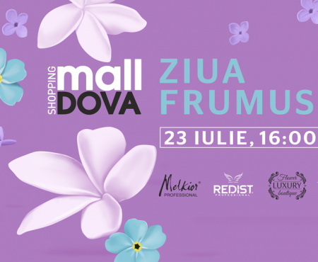 Vara îți aduce Ziua Frumuseții la Shopping MallDova