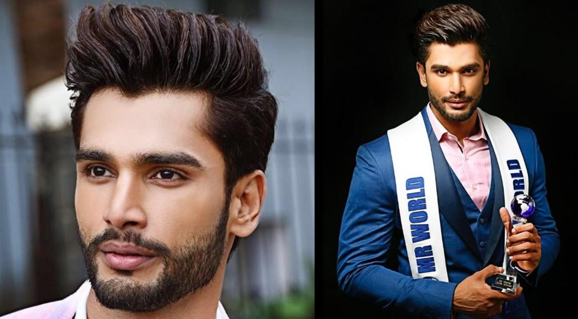 5 lucruri pe care nu le știai despre cel mai frumos bărbat din lume, indianul Rohit Khandelwal