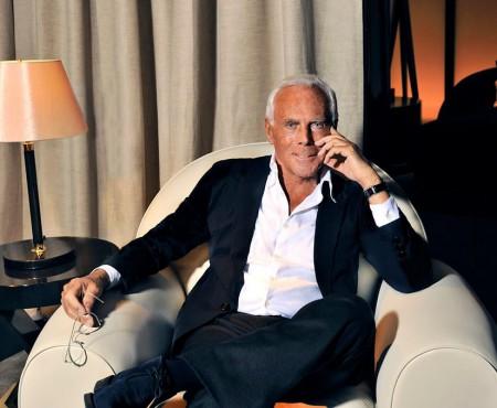 """Giorgio Armani: """"A arăta sexy înseamnă a avea în primul rând încredere în sine"""""""