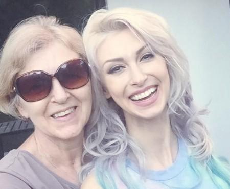 Andreea Bălan a dezvăluit când va naște. Își va relua concertele în termen record