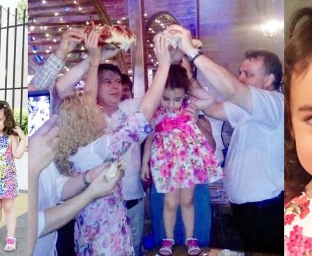 Marcel Pavel i-a organizat fiicei lui o petrecere în cinstea celei de-a treia aniversări (Foto)