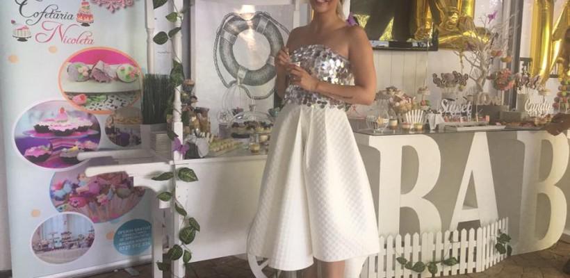 Interpreta Sore Mihalache are și un brand vestimentar. Admiră-i noua colecție de haine (Foto)