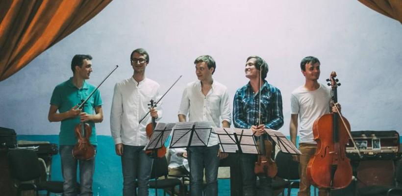 Concert de muzică clasică printre ruinele conacului Ciolac-Malski
