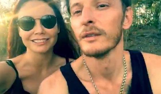 Pavel Volya și Leysan Utiasheva împărtășesc un filmuleț emoționant despre dragoste (Video)