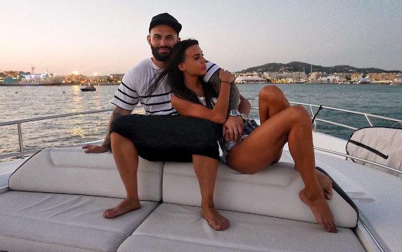Rapperul Geegun și-a petrecut aniversarea în Ibiza! Așa l-a felicitat soția (Foto)
