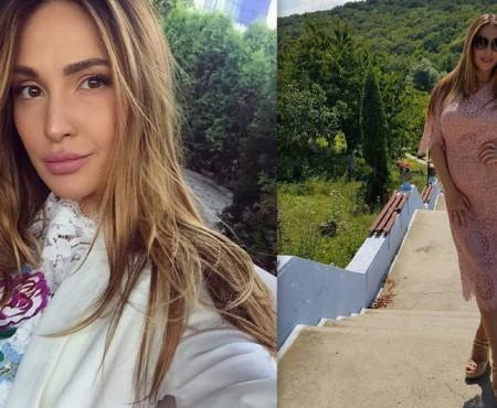 Cristian Moldovanu este omagiată astăzi! Mămica sexy împlinește 29 de ani (Foto)