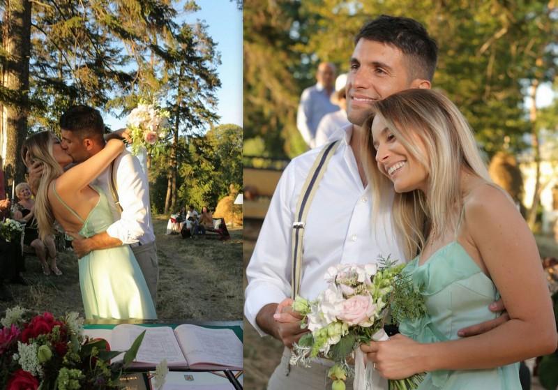 Laura Cosoi și Soțul Ei Cosmin Sărbătoresc Nunta De Hârtie Au Avut