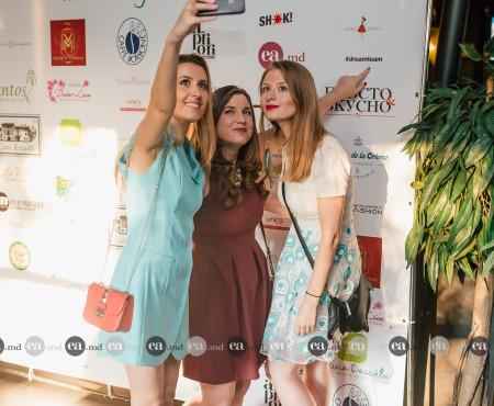 """La un an de activitate, """"Meatless Friday"""" a celebrat, susținând-o pe fotografa Elena Mocrii (Foto)"""