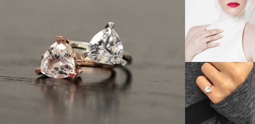 A fost inventat inelul pentru fetele singure. Se poartă pe degetul mic, în semn de iubire de sine