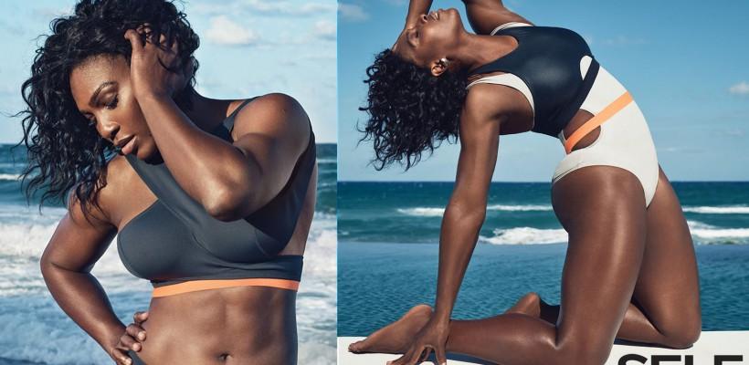 """Serena Williams: """"Îmi ador corpul. N-aș schimba la el absolut nimic!"""""""